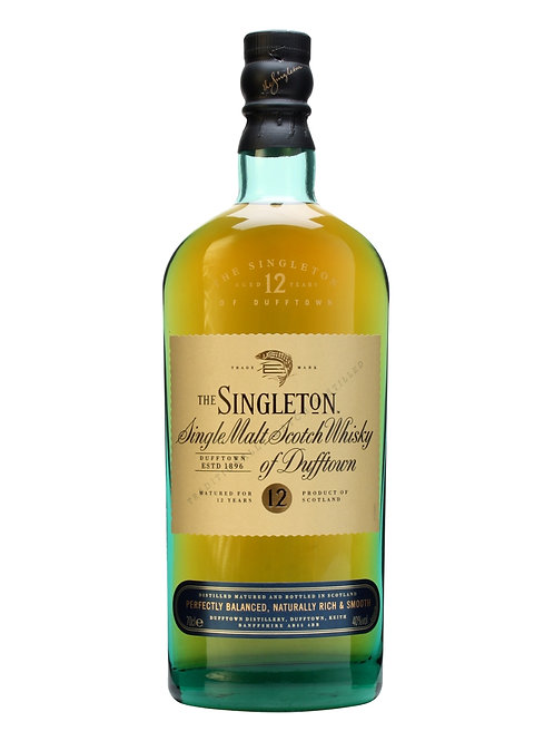 The Singleton 12yr Whisky 70cl (v4635)