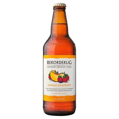 Rekorderlig Mango & Raspberry bottle 500ml