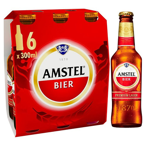 Amstel bottle 6x300ml