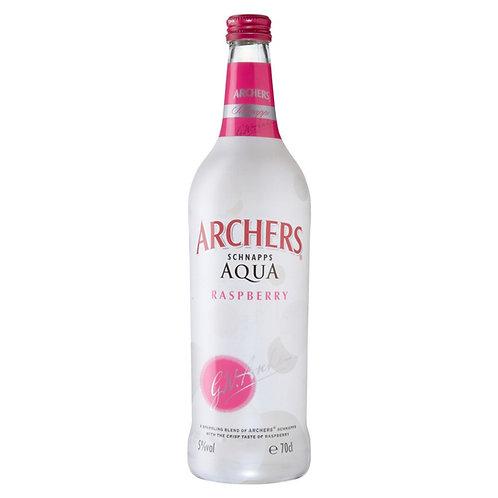 Archers Aqua Raspberry 70cl
