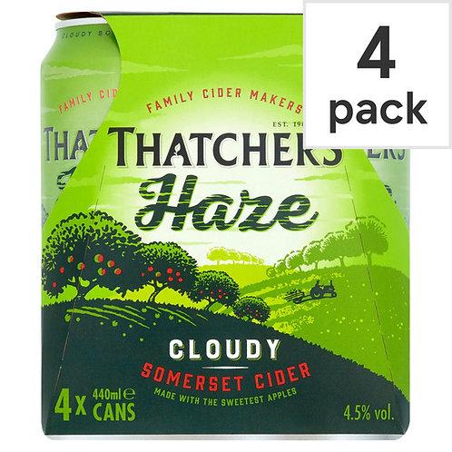 Thachers Haze Cans 4x440ml