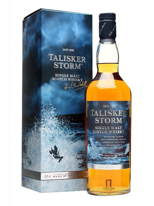 Talisker Storm Malt Whisky 70cl (v5897)