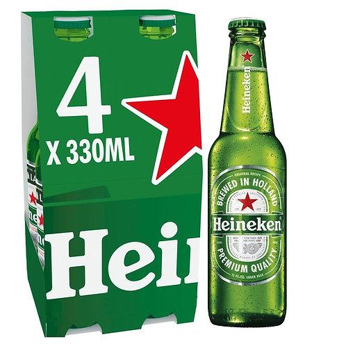 Heineken 4x33cl