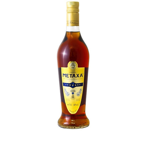 Metaxa 7 Star Brandy 70cl