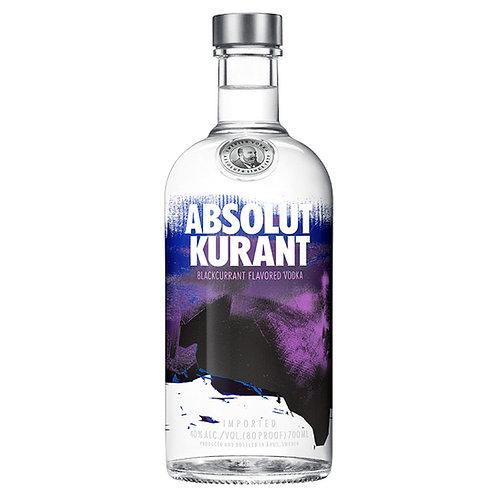 Absolut Kurrant Vodka 70cl (103319)