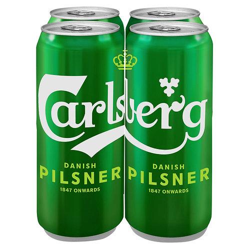 Carlsberg Pint Cans 4x568ml