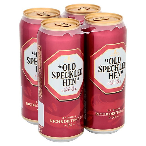 Old Speckled Hen Cans 4x500ml