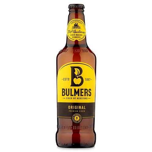 Bulmers Original Cider 500ml