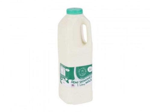 Semi Skimmed Milk 1l