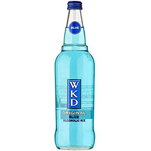 WKD Original Blue 700ml