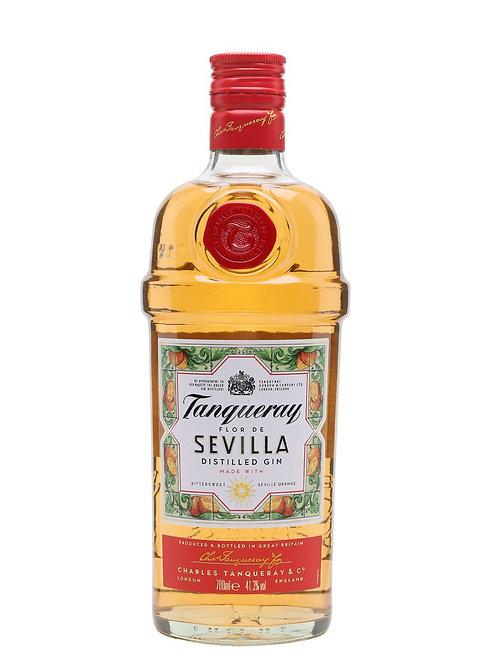 Tanqueary Flor De Sevilla Gin 70cl (v8383)