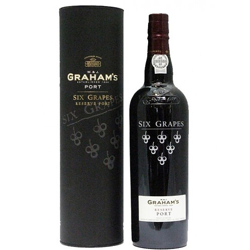 Graham's Six Grapes Reserve Port 75cl