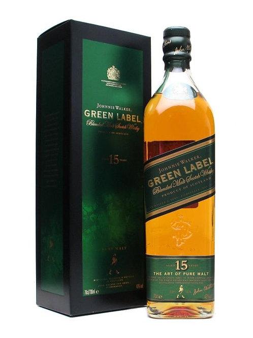 Johnnie Walker Green Label Whisky 70cl (v103571)