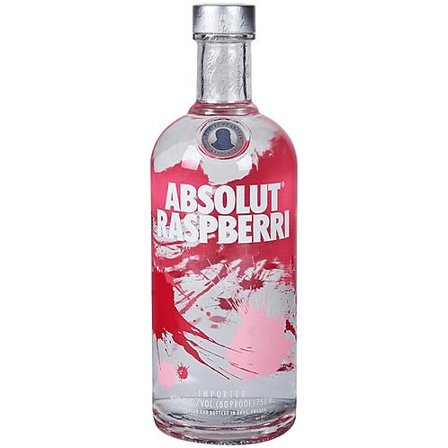 Absolut Raspberry Vodka 70cl (106048)