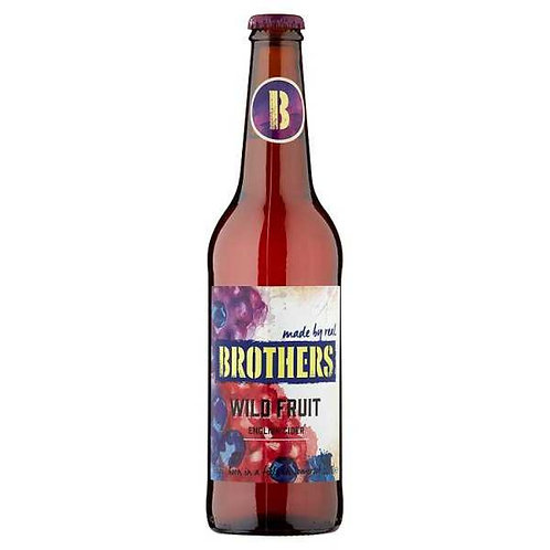 Brothers Wild Fruit Cider 500ml