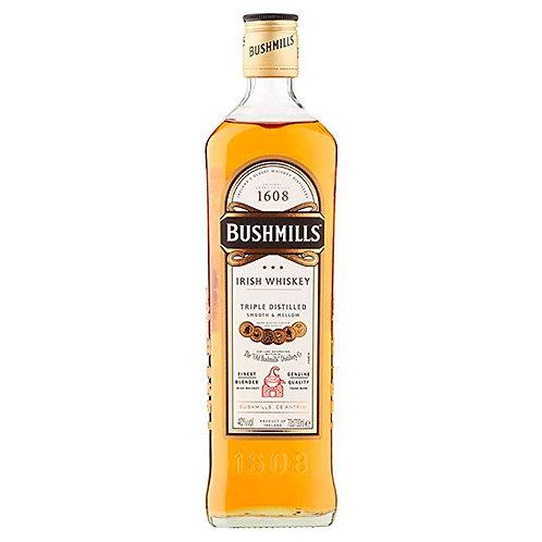 Bushmills Irish Whisky 70cl