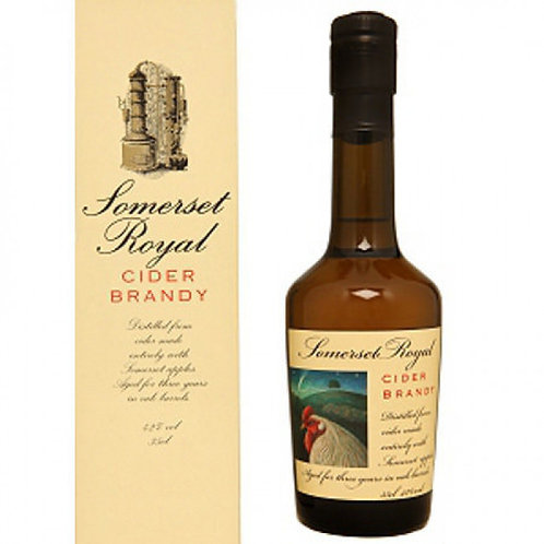Somerset Royal Cider Brandy 70cl