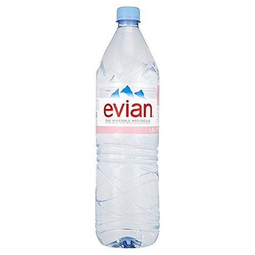 Evian Water 1.5l