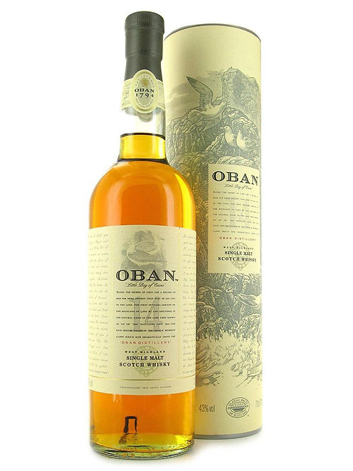 Oban 14yr Whisky 70cl (v102485)