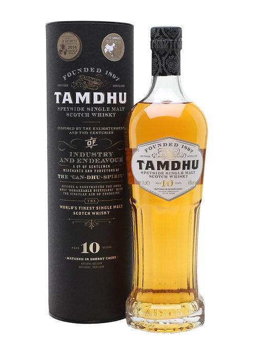 Tamdhu 10yr Whisky 70cl (v7935)