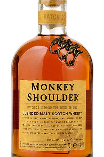 Monkey Shoulder Whisky 70cl (v106415)