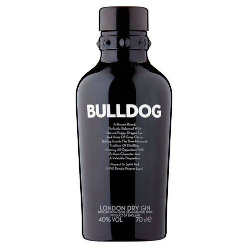 Bulldog Gin 70cl (v1022)