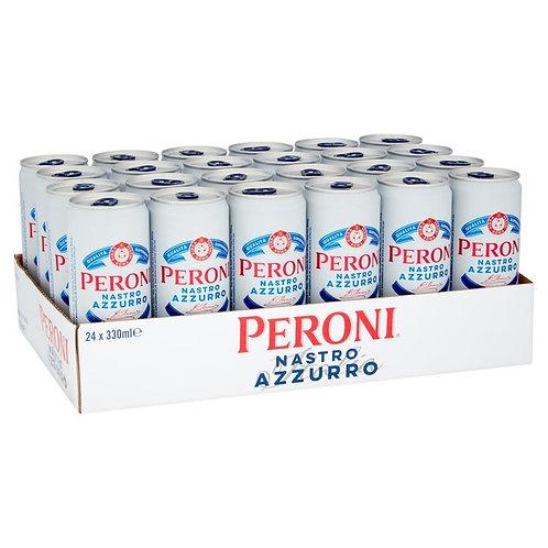 Peroni 24 x 330ml Cans