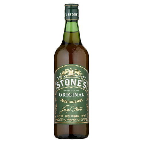 Stones Ginger Wine 75cl