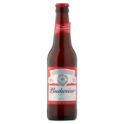 Budweiser bottle 300ml