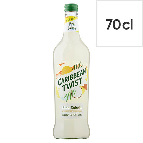 Caribbean Twist Pina Colada 700ml