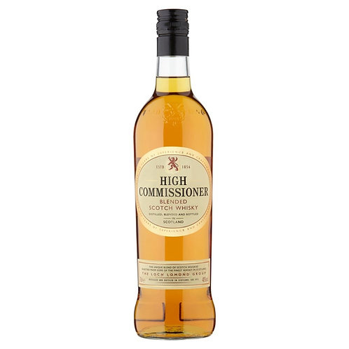 High Commissioner Whiskey 70cl