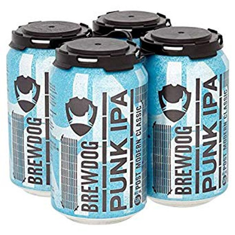 Brewdog Punk IPA Can 4x33cl