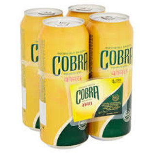 Cobra Cans 4x500ml