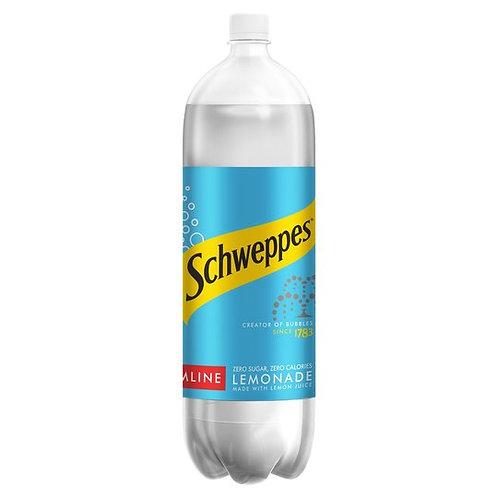Schweppes Slimline Lemonade 2L