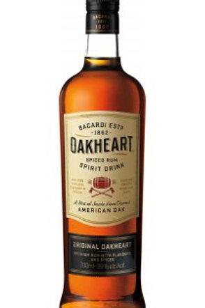 Bacardi Oakheart Rum 70cl