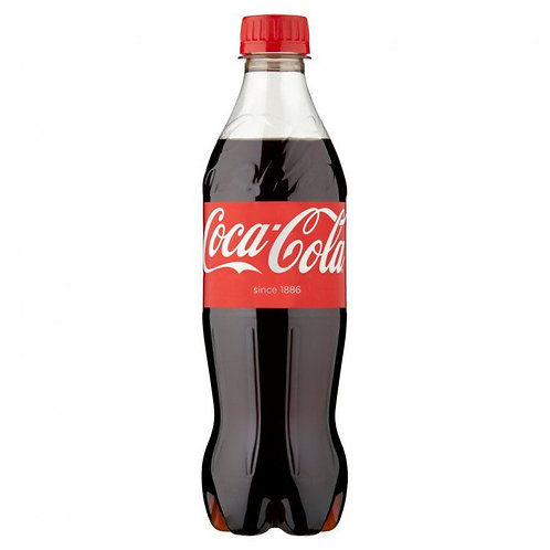 COKE BOTTLE 500ML