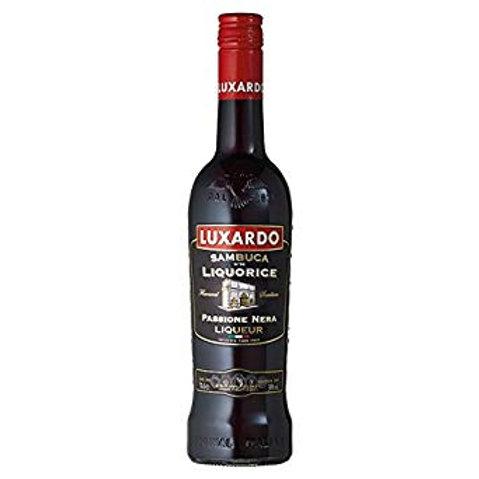 Luxardo Passione Nera Liquorice 70cl