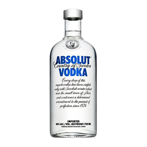Absolute Vodka 70cl (102743)
