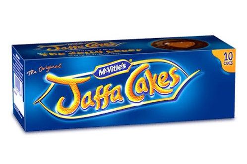 McVities Jaffa Cakes 122g