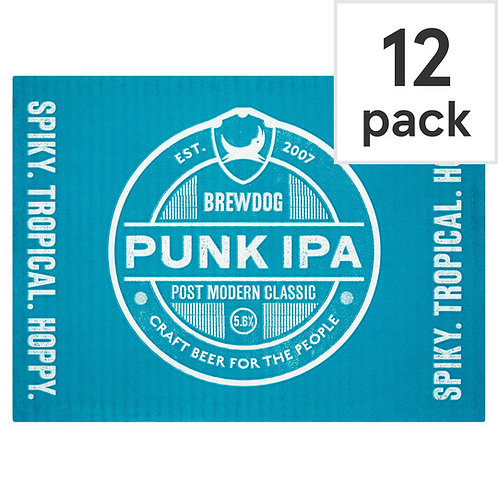 Brewdog Punk IPA bottles 12x330ml