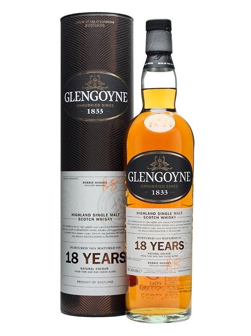 Glengoyne 18yr Whisky 70cl (v7934)
