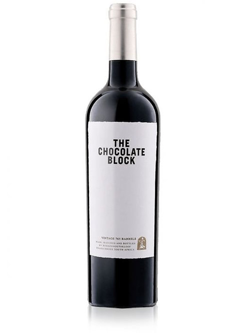 The Chocolate Block Red 75cl