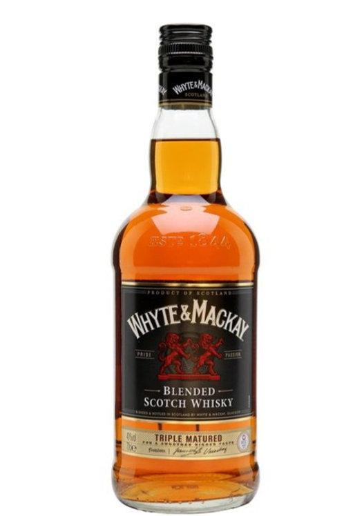 Whyte & Mackay Whisky 70cl (v104093)
