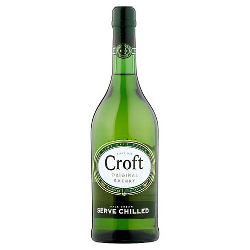 Croft Original Sherry 75cl
