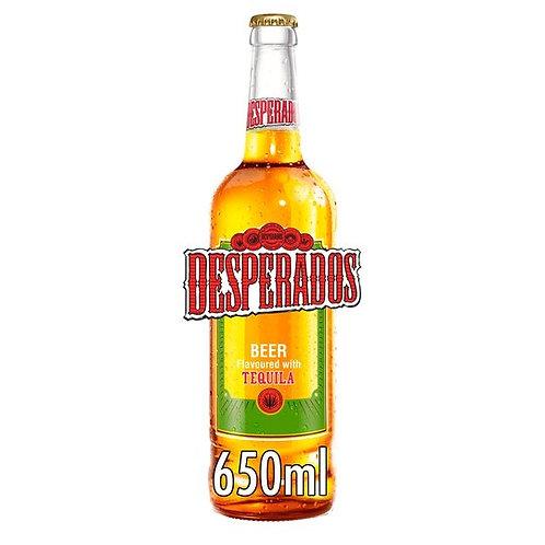 Desperados bottle 650ml