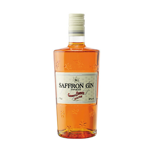 Saffron Gin 70cl (v408)