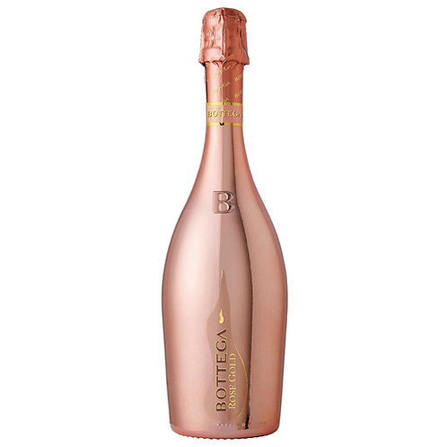 Bottega Rose Gold Prosecco 75cl