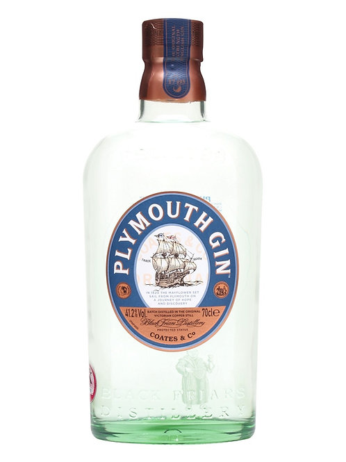 Plymouth Gin 70cl (v102881)