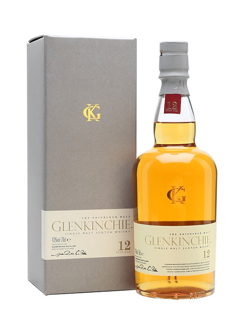 Glenkinchie 12yr Whisky 70cl (v102486)