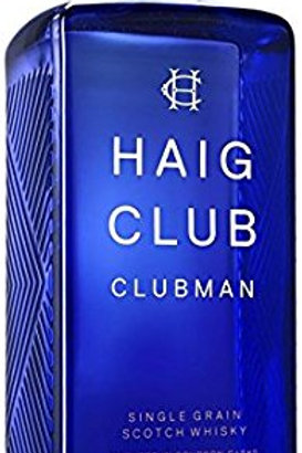 Haig Clubman Whiskey 70cl